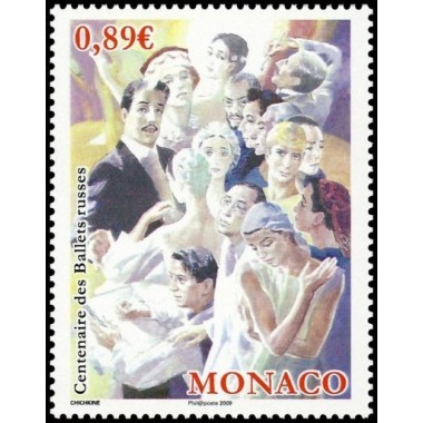 Monaco Neuf ** N° 2684
