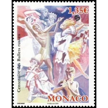 Monaco Neuf ** N° 2685