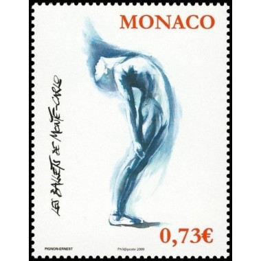 Monaco Neuf ** N° 2686