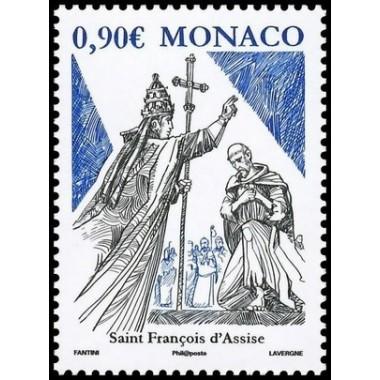Monaco Neuf ** N° 2687