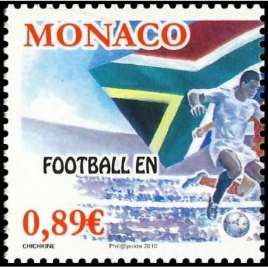 Monaco Neuf ** N° 2724