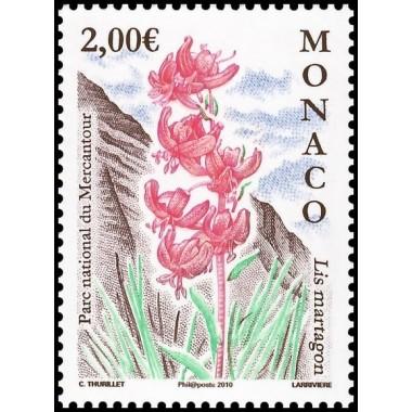 Monaco Neuf ** N° 2737