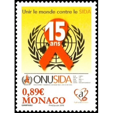 Monaco Neuf ** N° 2738