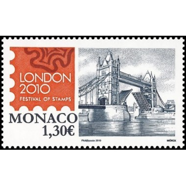 Monaco Neuf ** N° 2741