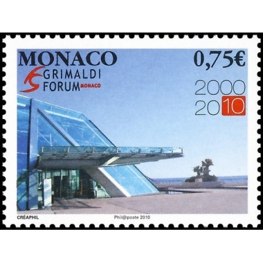 Monaco Neuf ** N° 2744