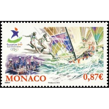 Monaco Neuf ** N° 2745