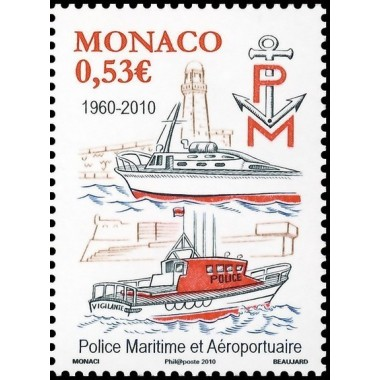 Monaco Neuf ** N° 2747
