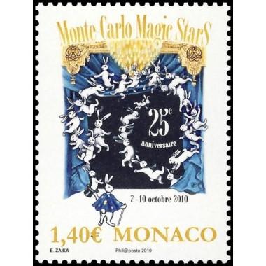 Monaco Neuf ** N° 2751