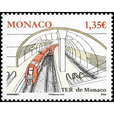 Monaco Neuf ** N° 2753