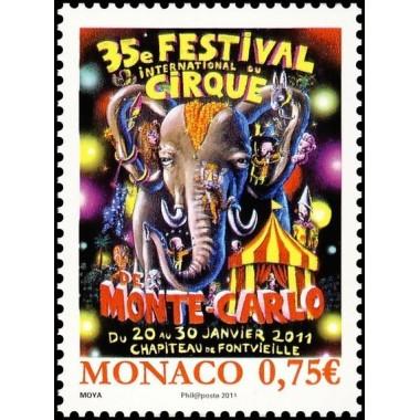 Monaco Neuf ** N° 2756