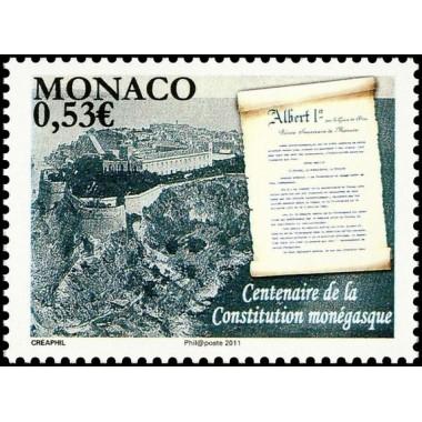 Monaco Neuf ** N° 2757