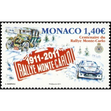Monaco Neuf ** N° 2759