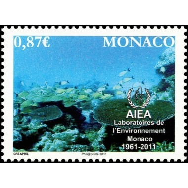 Monaco Neuf ** N° 2762