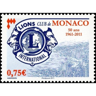 Monaco Neuf ** N° 2777