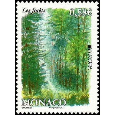 Monaco Neuf ** N° 2782