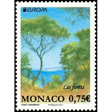 Monaco Neuf ** N° 2783