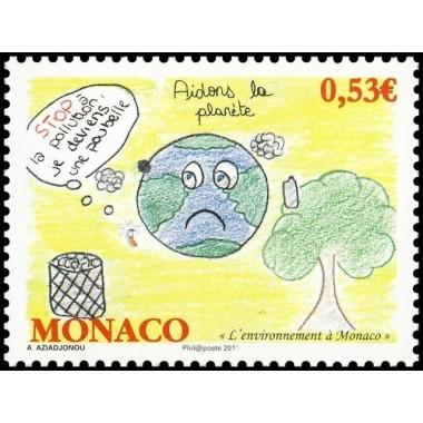 Monaco Neuf ** N° 2784
