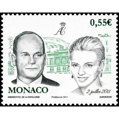 Monaco Neuf ** N° 2785