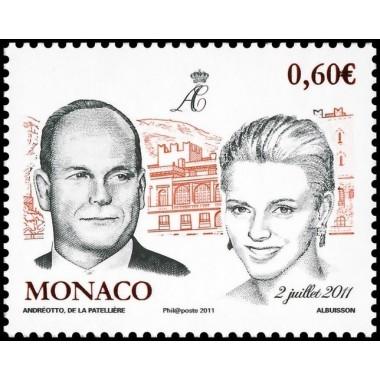 Monaco Neuf ** N° 2786