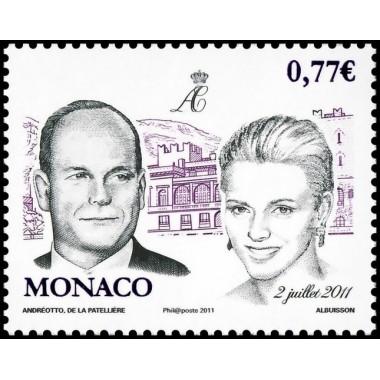 Monaco Neuf ** N° 2787