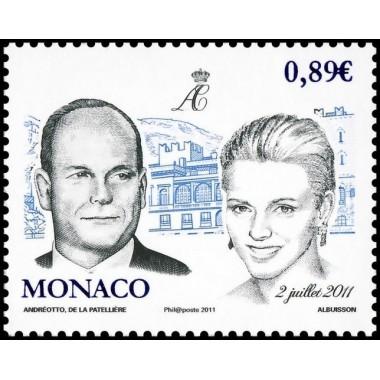 Monaco Neuf ** N° 2788