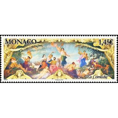 Monaco Neuf ** N° 2812