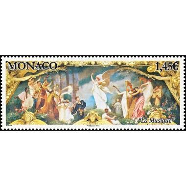 Monaco Neuf ** N° 2813