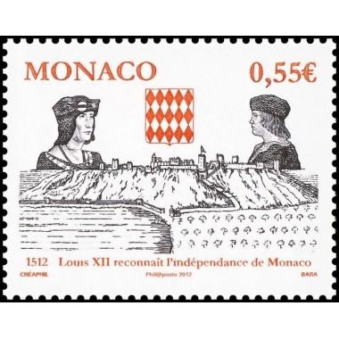 Monaco Neuf ** N° 2819