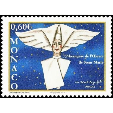 Monaco Neuf ** N° 2821