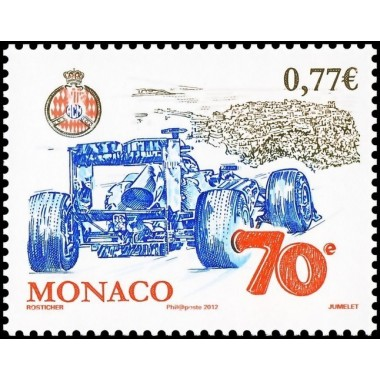 Monaco Neuf ** N° 2823