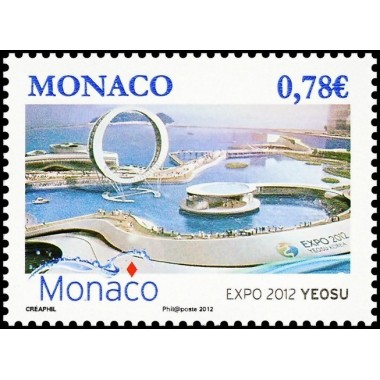 Monaco Neuf ** N° 2825