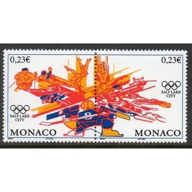 Monaco Neuf ** N° 2336/37