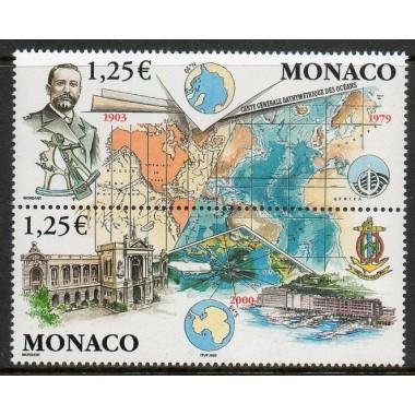 Monaco Neuf ** N° 2391/92