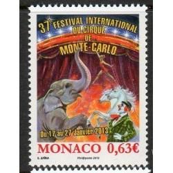 Monaco Neuf ** N° 2858