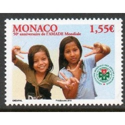 Monaco Neuf ** N° 2867