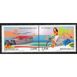 Monaco Neuf ** N° 2870/71