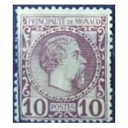 Monaco N° 0004 N *