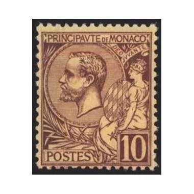 Monaco N° 0014 N *