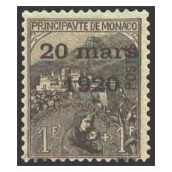 Monaco N° 0042 N *