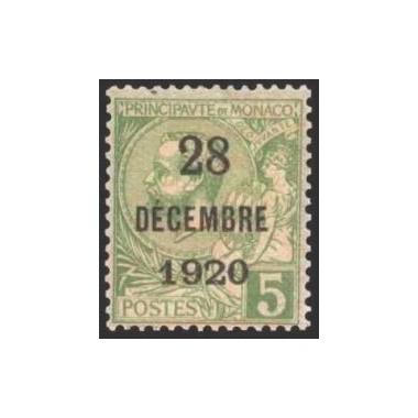 Monaco N° 0048 N *