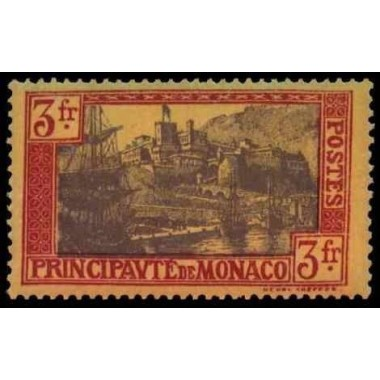 Monaco N° 0101 N *