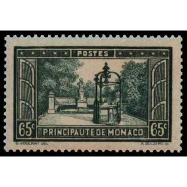 Monaco N° 0124 N *