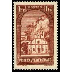 Monaco N° 0126 N *