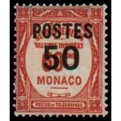 Monaco N° 0147 N *