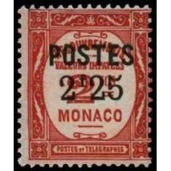 Monaco N° 0152 N *