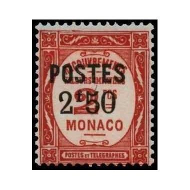 Monaco N° 0153 N *