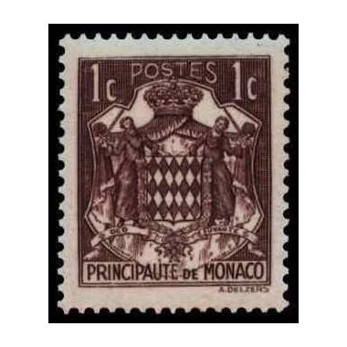 Monaco N° 0154 N *