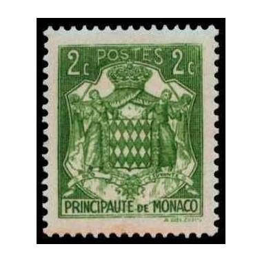 Monaco N° 0155 N *