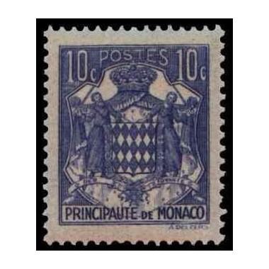 Monaco N° 0158 N *
