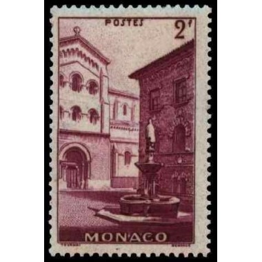 Monaco N° 0178 N *